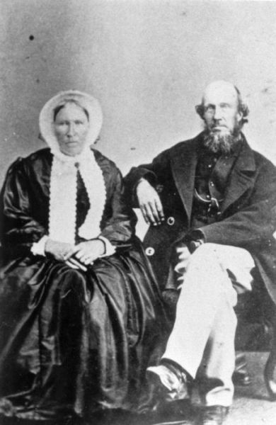 1865 Christiana Davidson, Robert Harvey Moulton