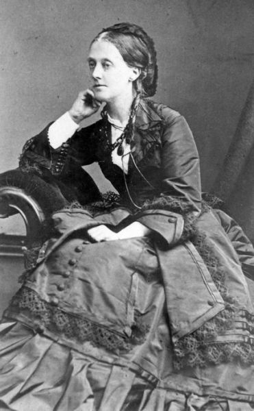 1865 Sarah Buttfield Carey