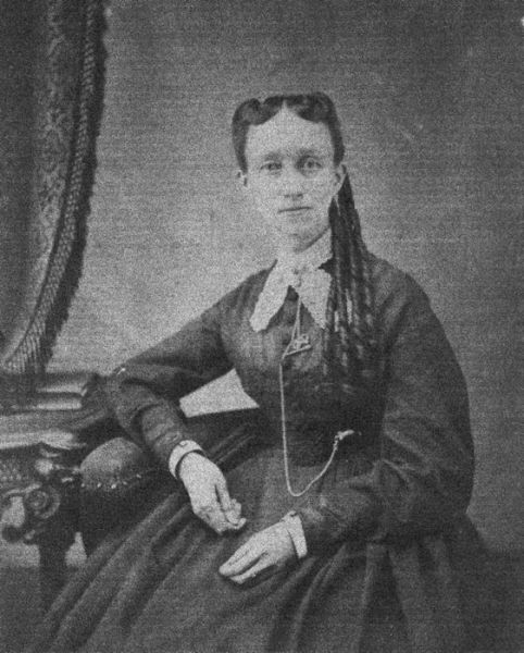 1875 Martha Brown