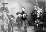 1887 Port Augusta - Henry, Florence Shepherd and family