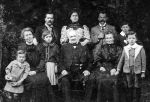 1890 04 Edward Briden with Frost Relatives