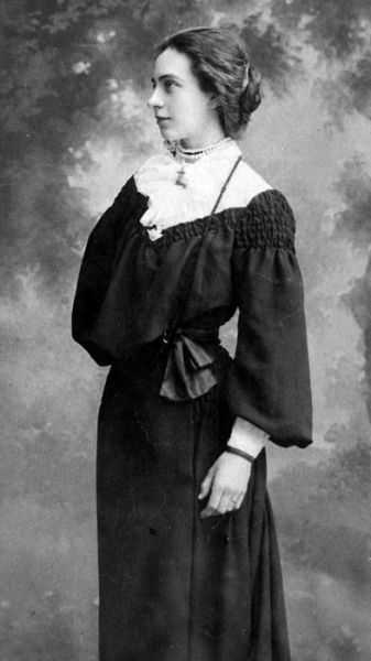 1905 Lillian Olive (Bill) Linn