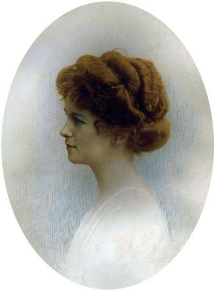 1910 01 Vessie Holland Rogers