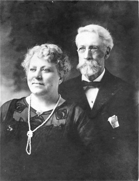 1920 01 Jennie Brown, Ellsworth Eisenbarth