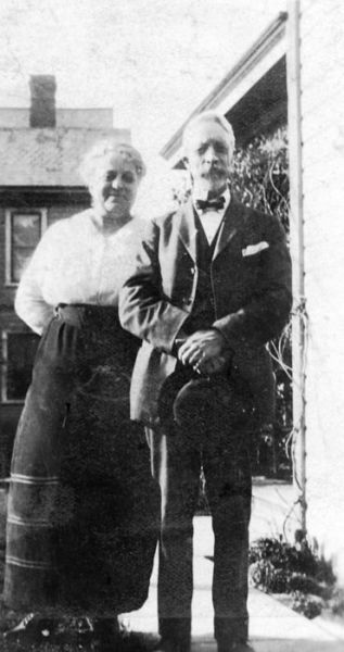 1920 02 Jennie Brown, Ellsworth Eisenbarth
