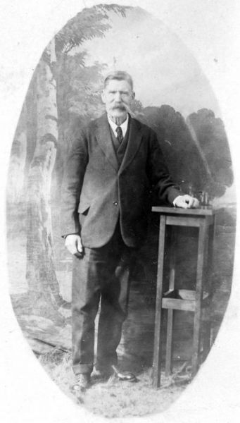 1920 William Septimus Buttfield