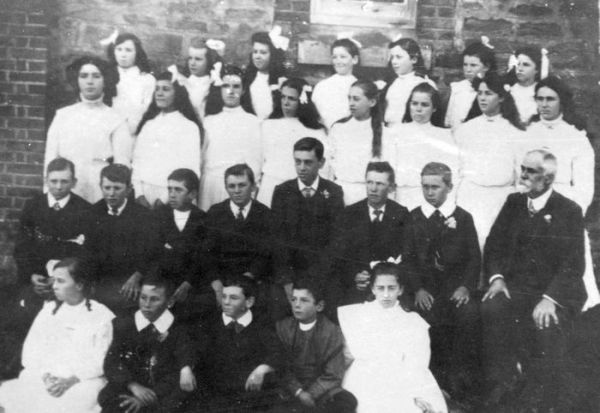 1925 Nairne Choir