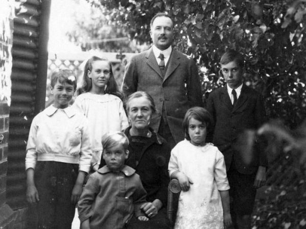 1926 Horwood Family