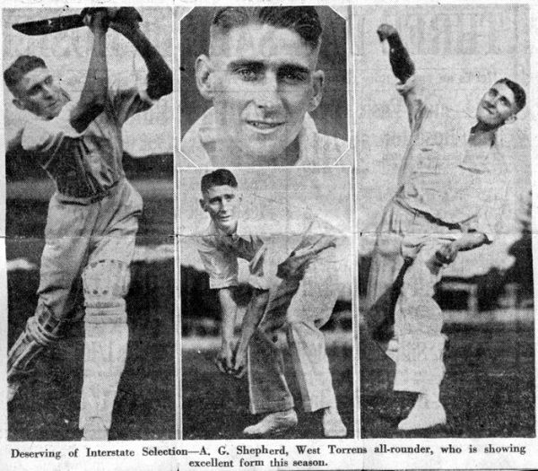 1932 02 Alan Shepherd news clipping