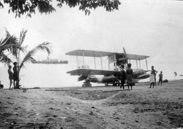 1934 New Guinea - Ronald Stevenson