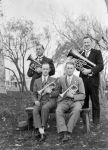 1935 Skitch brass quartet