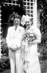 1936 Mason WV Ray Proffitt, Evelyn Foglesong