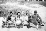1943 Beachport - Chapman and Boase families