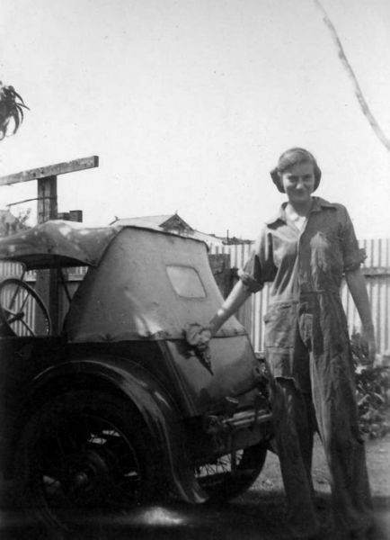 1943 Payneham - Betty Muller