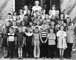1949 Gallipolis OH Washington School Second Grade
