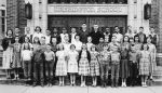 1953 Gallipolis OH Washington School Sixth Grade