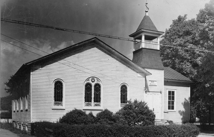 1965 Mason WV Methodist Church