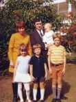 1972 01 Brisbane - Downes Family