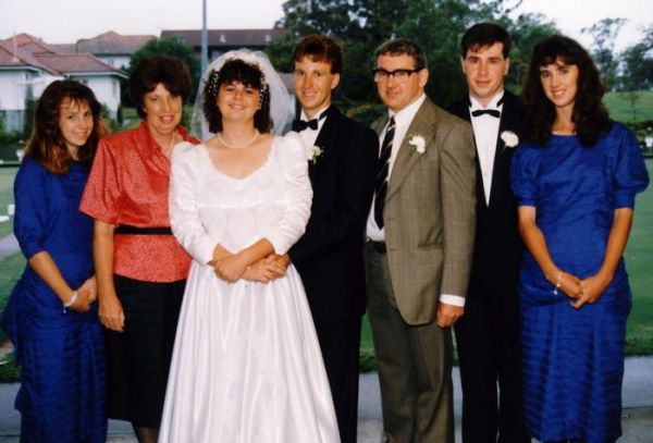1988 01 Downes Wedding